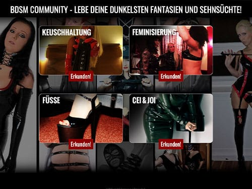BDSM Chat von Big7