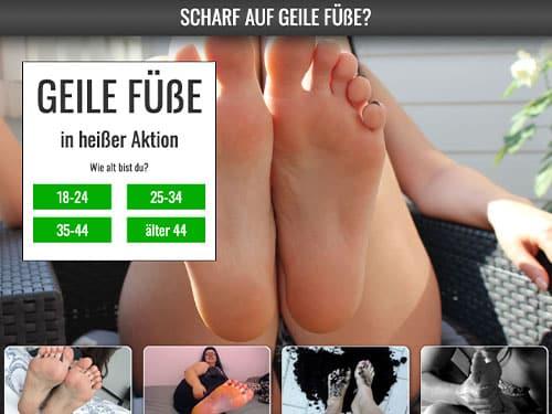 Fußfetisch Chat von Big7